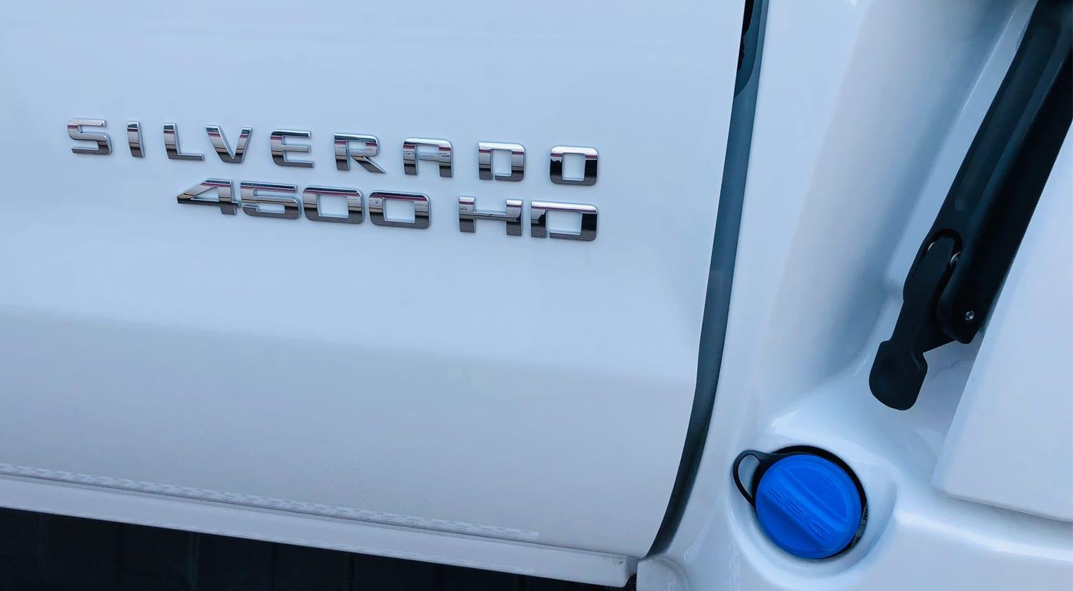 4Chevy4500HD.Ambulance.Truck.Chassis