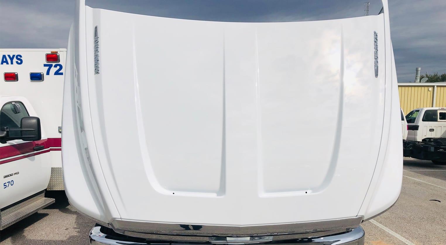 6.Chevy4500HD.Ambulance.Truck.Chassis