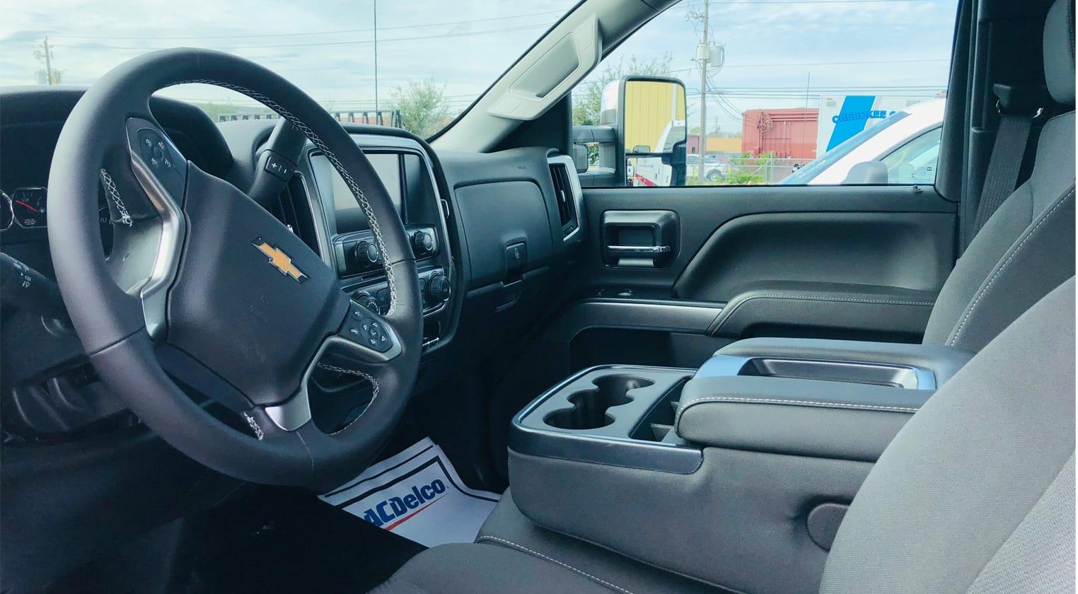 9.Chevy4500HD.Ambulance.Truck.Chassis