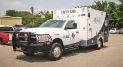 Coryell Memorial Hospital EMS EMS Vehicle