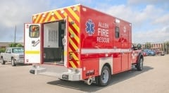 Custom Ambulance Manufacturers