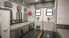 Altoona Fire Department EMS Vehicle