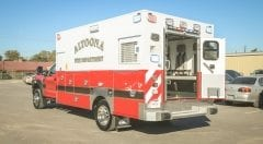 Altoona Fire Department EMS Vehicle