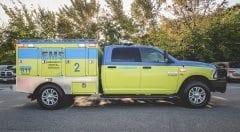 Austin Travis County EMS Vehicle