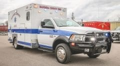 Ambulance Builder Bandera County Texas