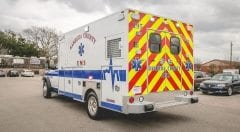 Mobile CT Scanner Ambulance Bandera County Texas