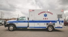 Custom Emergency Vehicle Bandera County Texas