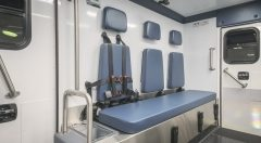 Bay County EMS Custom Ambulance