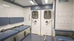Baylor Scott White EMS Vehicle