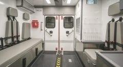 Custom Ambulance Bryan Fire