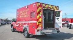Emergency Vehicle Manufacturer Bryan Fire