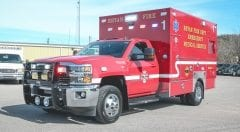 Bryan Fire Ambulance