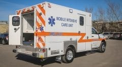 Cooke County EMS EMS Vehicle
