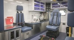 DC Fire & EMS EMS Vehicle