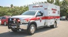 Dickinson EMS Vehicle