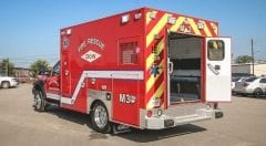 DOW Chemical EMS Vehicle