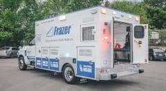 Custom Built Ambulance