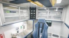Ambulance Compartment Layout