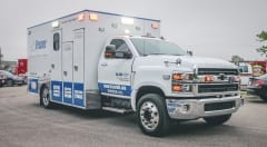 Ambulance Chassis Options