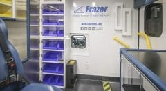Frazer EMS Stock Unit 14 ft
