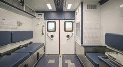 Grand Prairie Fire Department EMS Vehicle