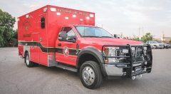 Used EMS Vehicles