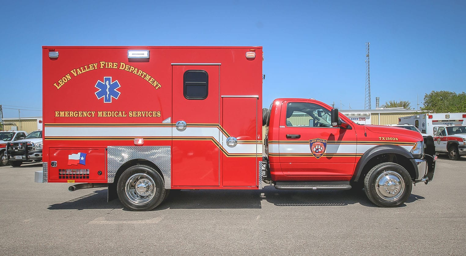 Ambulance Ltd Tour