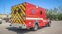 Custom EMS Vehicles