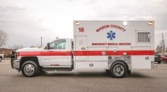 Emergency Vehicle Manufacturer Mason County