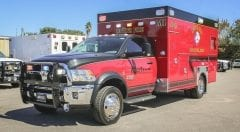 Motiva Fire EMS Vehicle