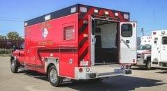Motiva Fire EMS Vehicle