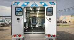 Mount Sinai Health System EMS Vehicle