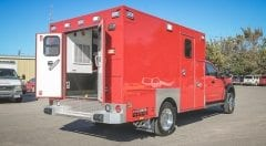 Remount - City of Palm Desert Fire Department EMS Vehicle