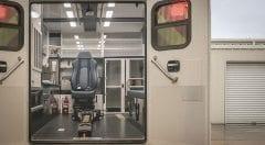 San Antonio 2017 EMS Vehicle