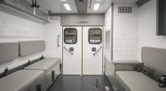 Santa Fe Fire & Rescue EMS Vehicle
