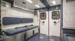 Suwannee County Fire Rescue EMS Vehicle