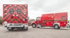 Custom Emergency Vehicles