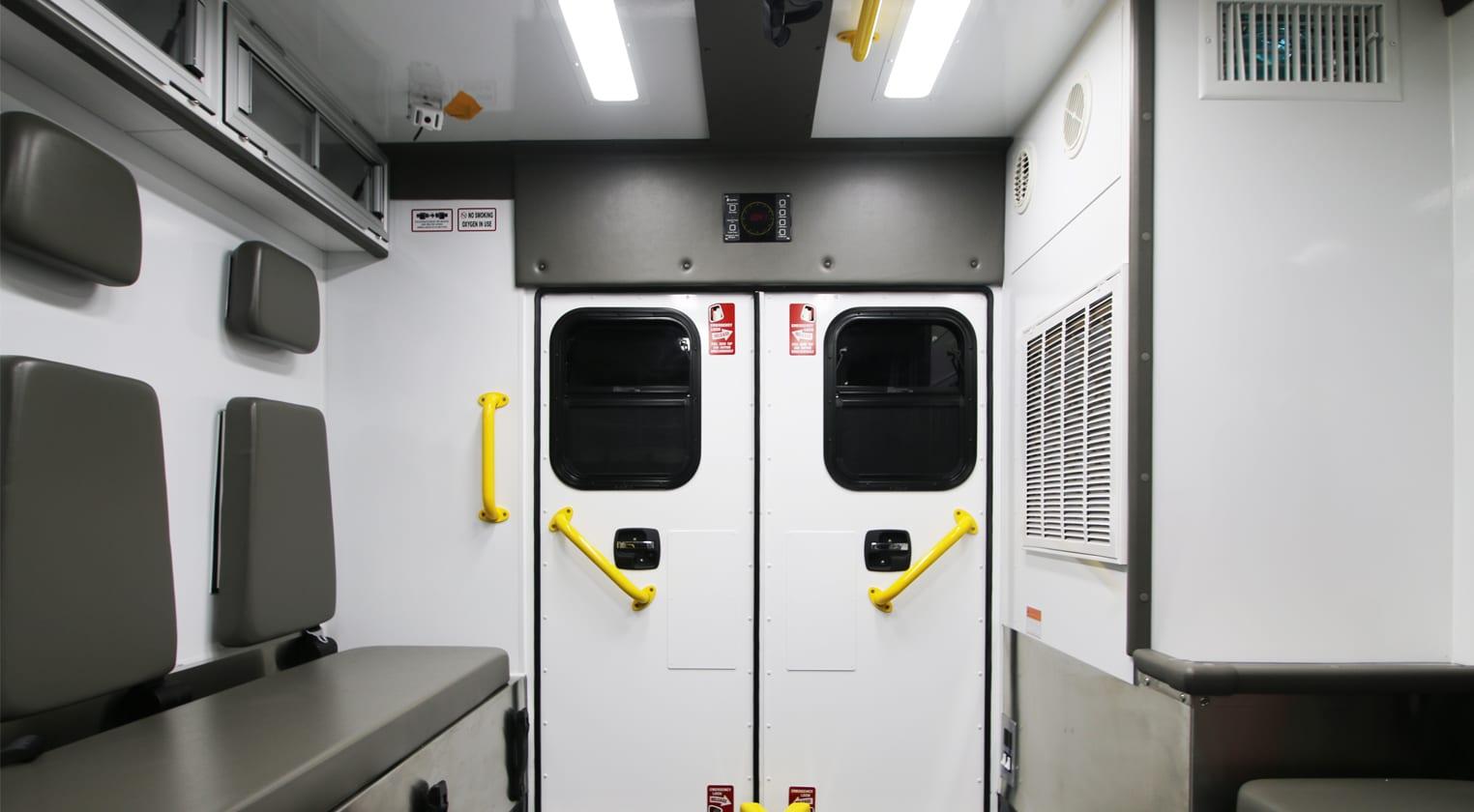 Customer Delivery - Tuscaloosa Fire & Rescue