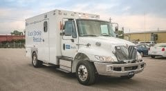 Manufacturer Mobile Stroke Unit