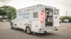 Custom Ambulance Mobile Stroke Unit