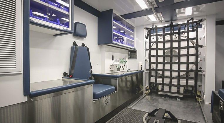 UCLA Health Gluck Stroke Rescue Unit - Frazer, Ltd