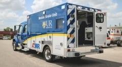 Mobile Stroke Unit Rear Doors
