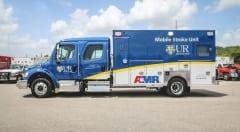 Mobile Stroke Unit Driver's Side