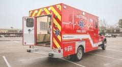 Emergency Medical Services Vehicle