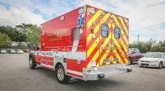 Wallingford Fire Department EMS Vehicle