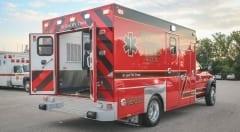 Watauga Fire Custom Ambulance