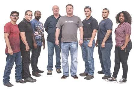 Frazer Service Team