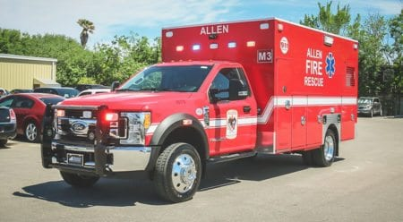 Allen Fire Rescue