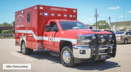 City of Vernon Fire Department