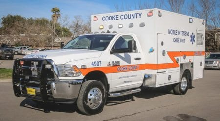 Cooke County EMS